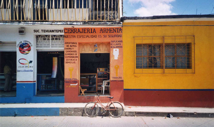 Oaxaca Photo by Leon Milo